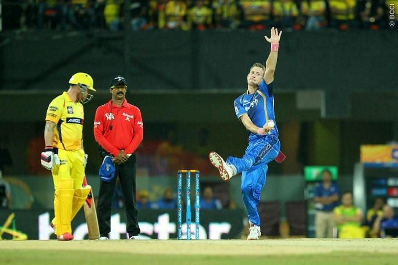 Chris Morris. IPL 2015