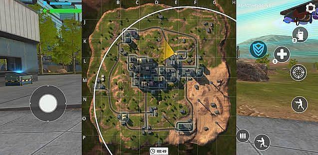 Cyber Fire: Free Battle Royale & Shooting games (Image via Google Play)