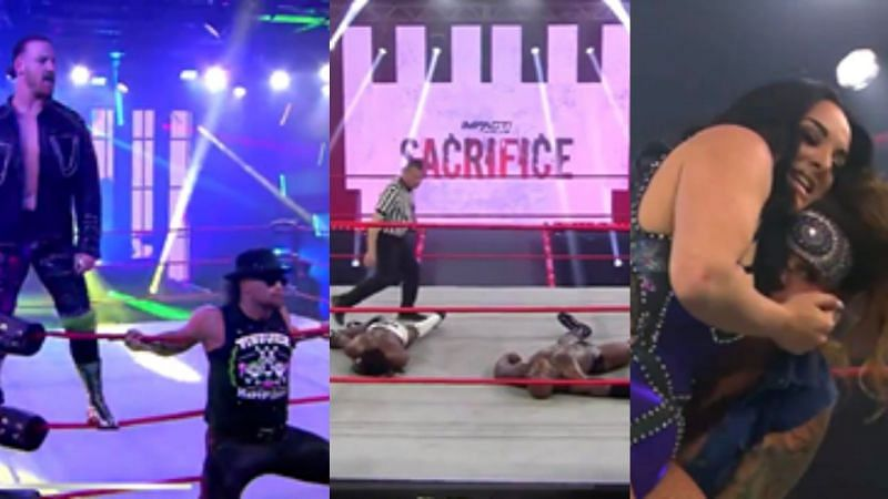 Titles changed hands, the world titles were unified, and a major betrayal left a stable in a great position