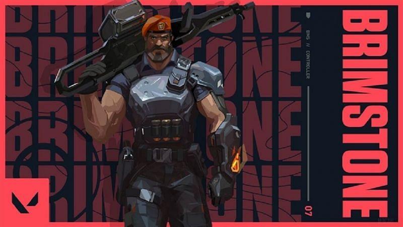Brimstone is unique in his own way (Image via Riot Games)