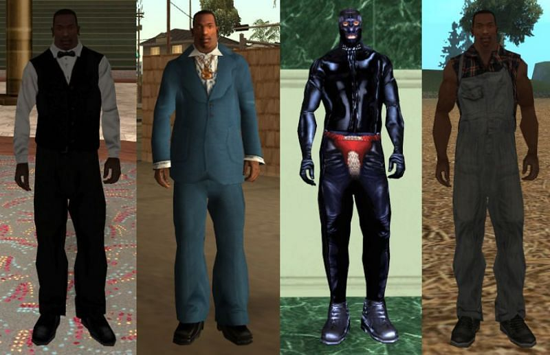 The customization options in GTA San Andreas were very popular among fans (Image via Sportskeeda)