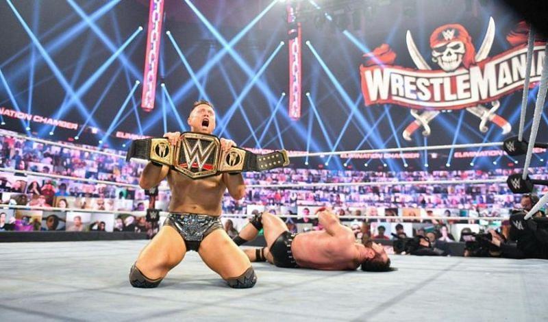 पूर्व WWE चैंपियन द मिज़