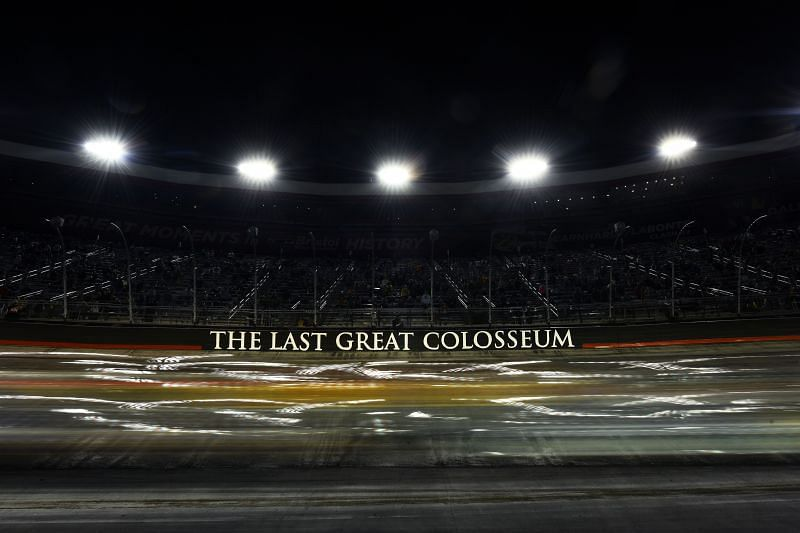 NASCAR could be forced to postpone their first dirt race in 50 years. Photo: Jared C. Tilton/Getty Images.