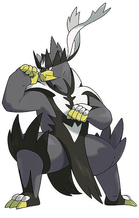 Urshifu (Image via The Pokemon Company)