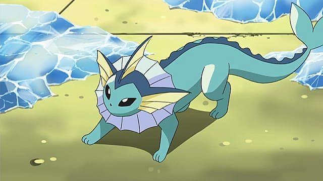 Vaporoeon (Image via The Pokemon Company)