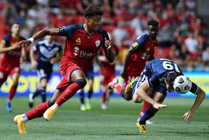 Adelaide United take on Melbourne Victory this week