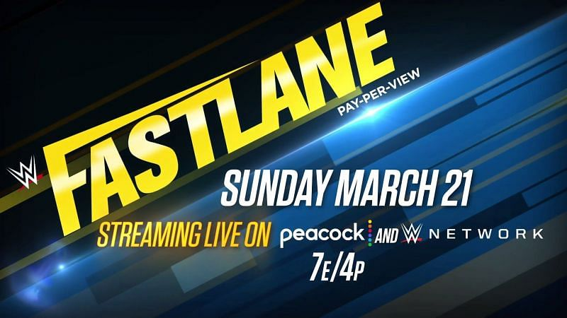 The last pay-per-view before Mania looks like an interesting event.