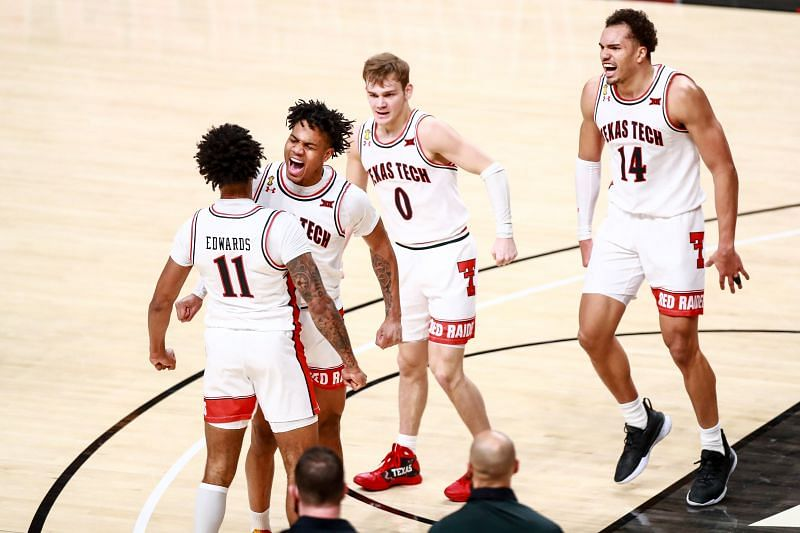 The Texas Tech Red Raiders finished with a 18-10 overall record