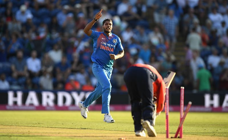 Umesh Yadav looks set to complement the pace duo of Rabada-Nortje