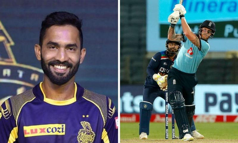 Dinesh Karthik would have opened with Shardul Thakur against Ben Stokes
