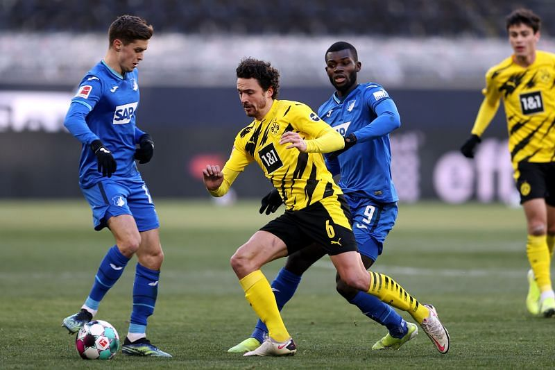 Thomas Delaney will be a huge miss for Dortmund