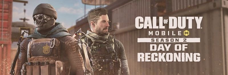 COD Mobile Season 2: Day of Reckoning (image via twitter.com/PlayCODMobile)