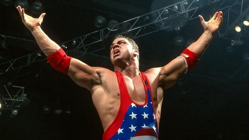 Kurt Angle (Credit: WWE)