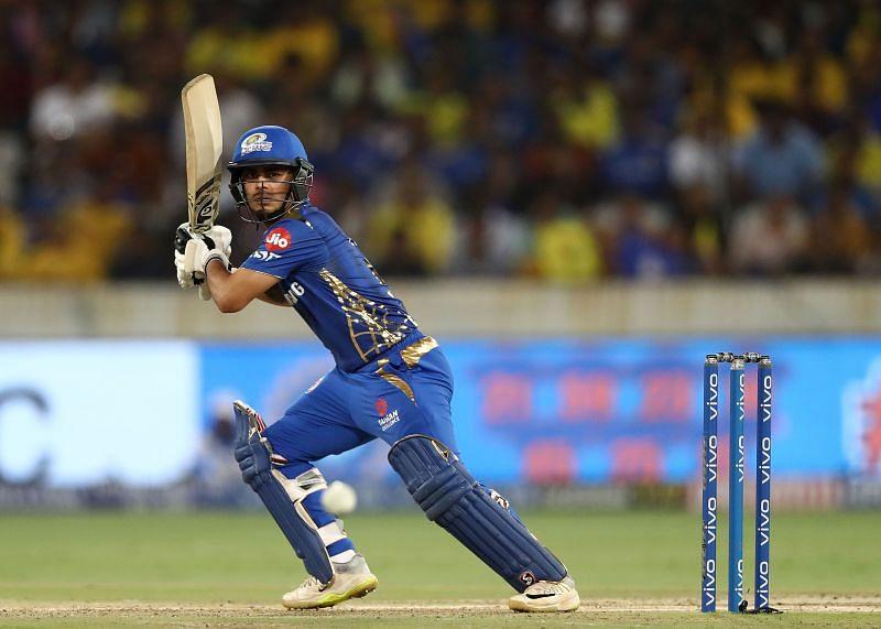Ishan Kishan scored 516 runs in 13 innings for the Mumbai Indians