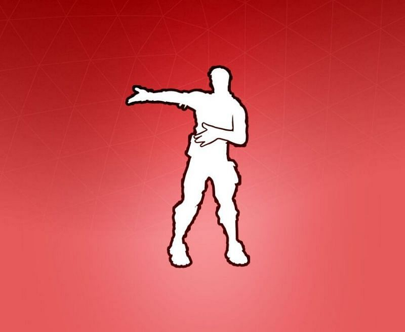 The Dance Off emote in Fortnite (Image via Epic Games)