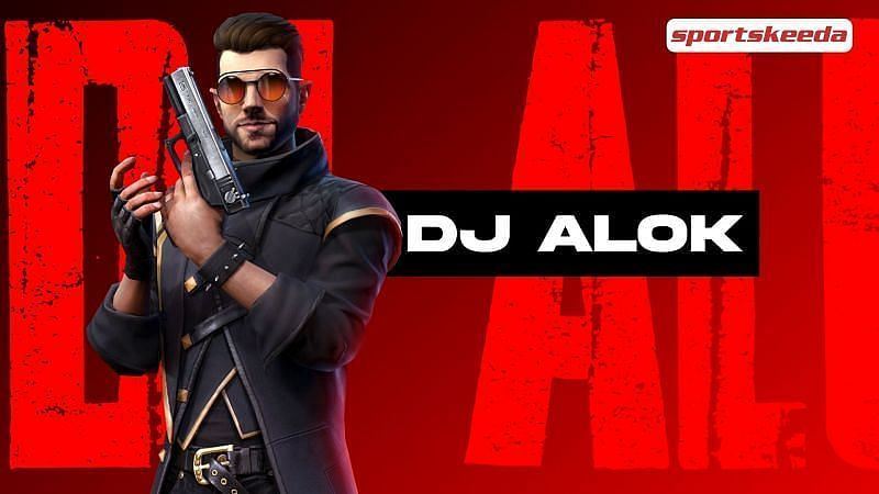 DJ Alok is one of the most popular choices in Free Fire (Image via Sportskeeda)