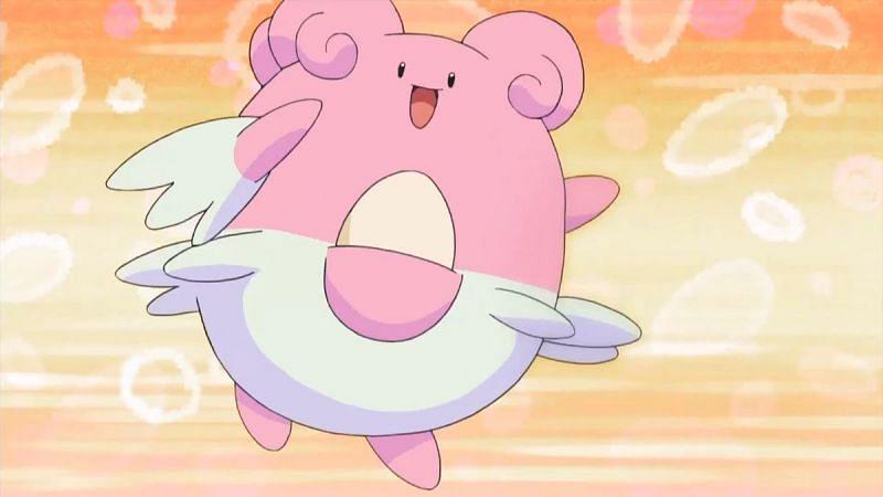 Blissey (Image via The Pokemon Company)