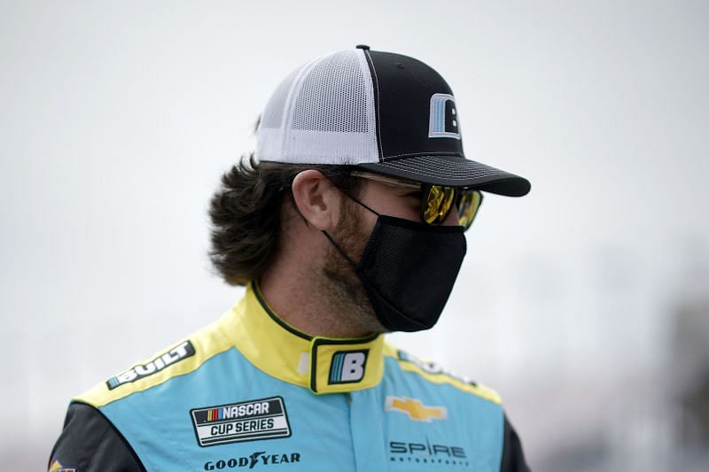 NASCAR and Knoxville Motor speedway are teaming up to sponsor Corey Lajoie. Chris Greythen. Getty images.