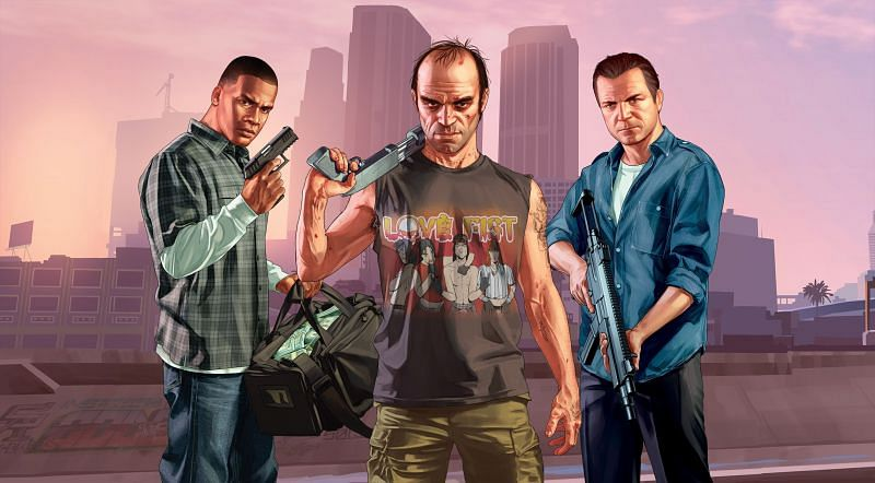 All GTA games have their crazy fan theories worth discussing (Image via Rockstar Games)
