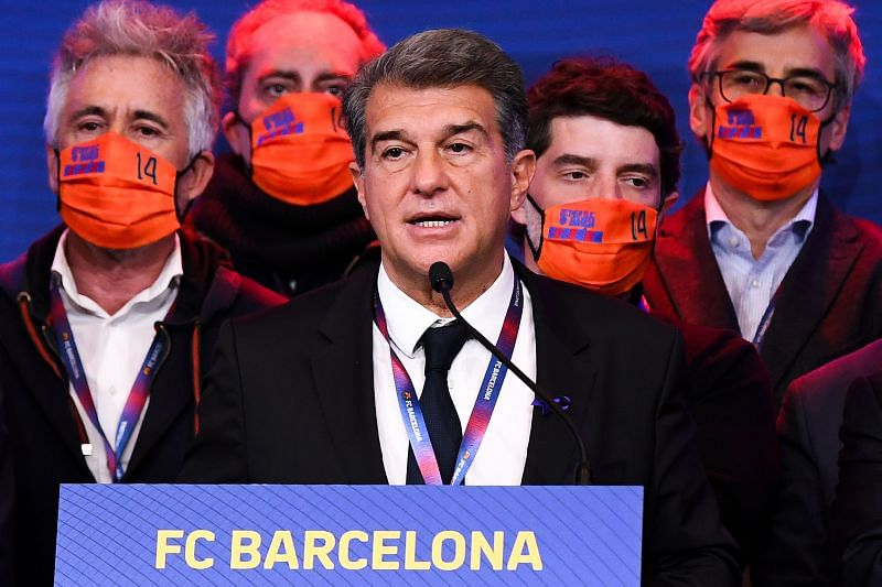 FC Barcelona New President Election