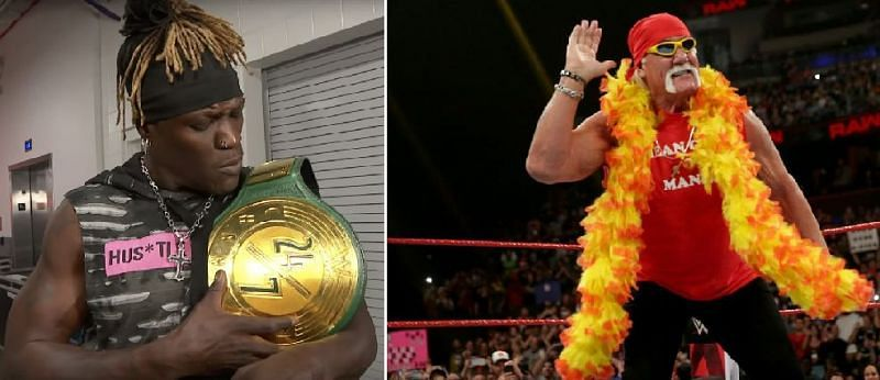 WWE has several options for the returning Hulk Hogan at WrestleMania 37 next month