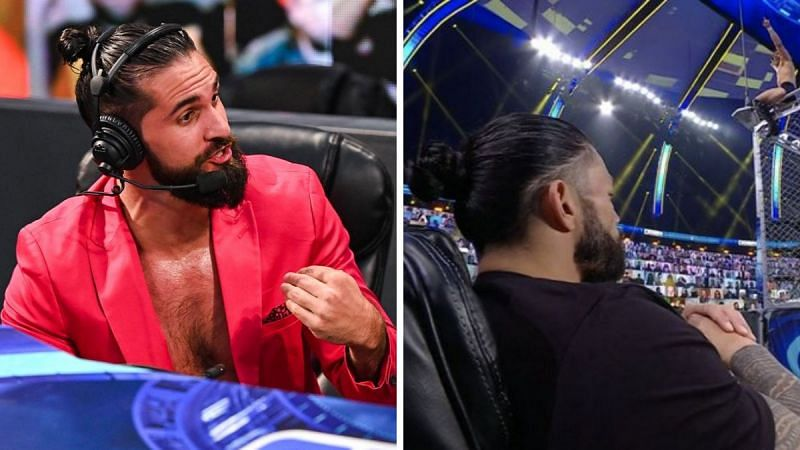 An eventful episode of SmackDown