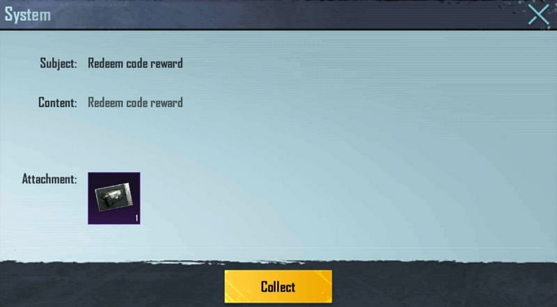 Classic crate coupon