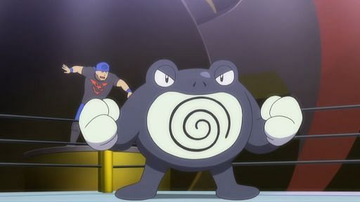 Poliwrath (Image via The Pokemon Company)