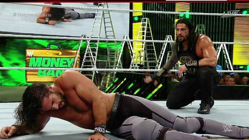 Roman Reigns protected Seth Rollins from another injury