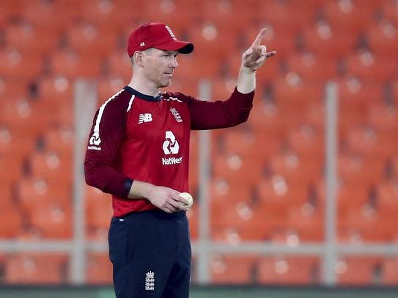 Eoin Morgan wants to see England win games consistently away from home