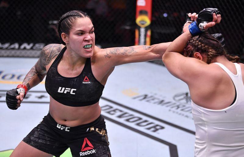 3 reasons why Megan Anderson could upset Amanda Nunes at UFC 259