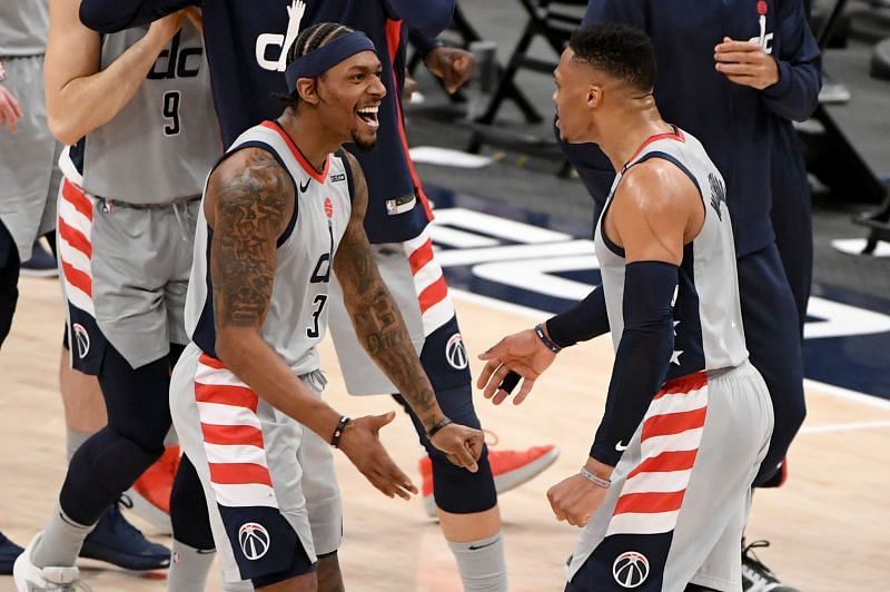 The Washington Wizards take on the mighty Brooklyn Nets next.