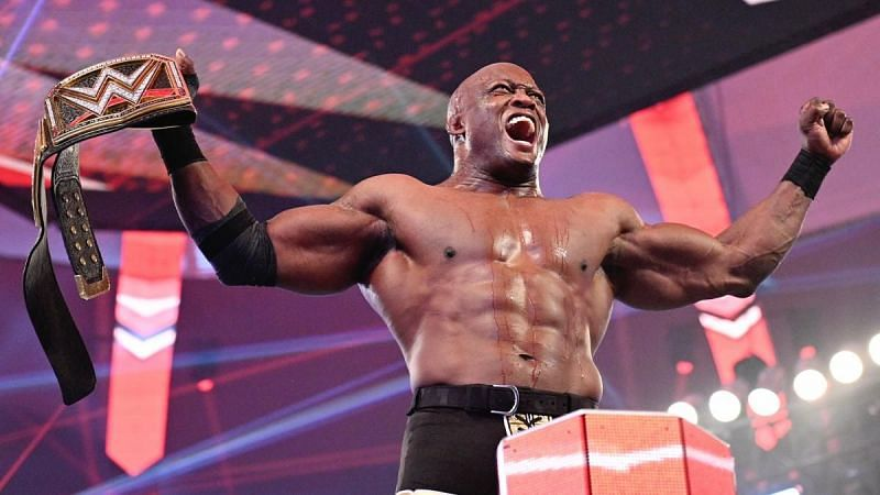 WWE Champion Bobby Lashley