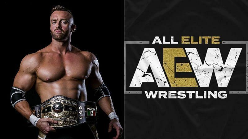 Will Nick Aldis ever become All Elite?