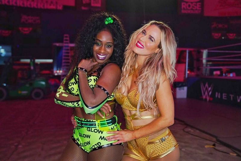 Lana Is The Hardest Working Woman In WWE, Claims Tag Partner Naomi 29