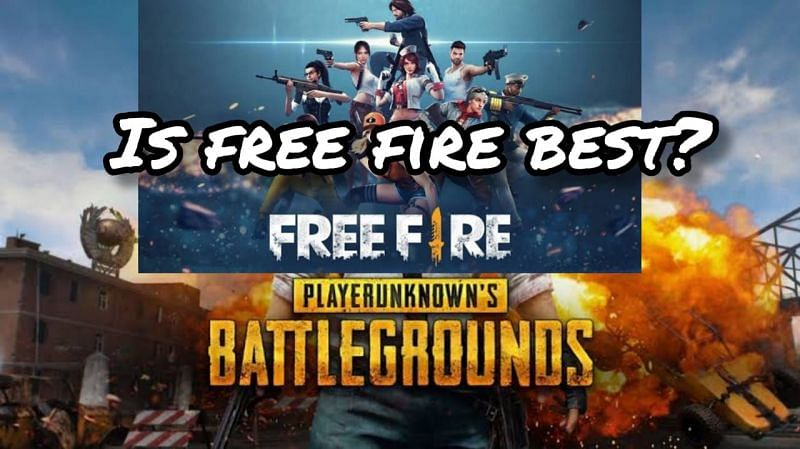 Discussing reasons why Free Fire can be the best alternative to PUBG Mobile in March 2021 (Image via Sportskeeda)
