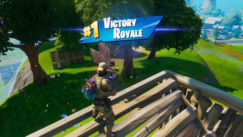 Playing Fortnite For Dummies Fortnite Season 6 How To Get Into A Bot Lobby For An Easy Victory Royale