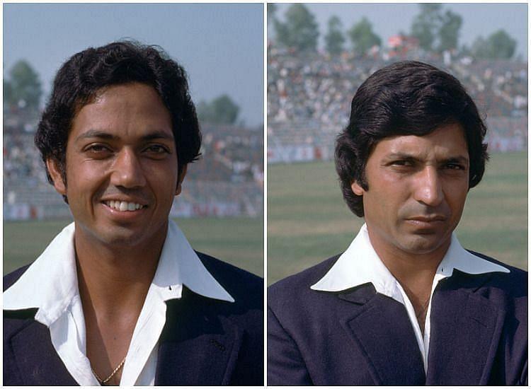 Mohinder and Surinder Amarnath