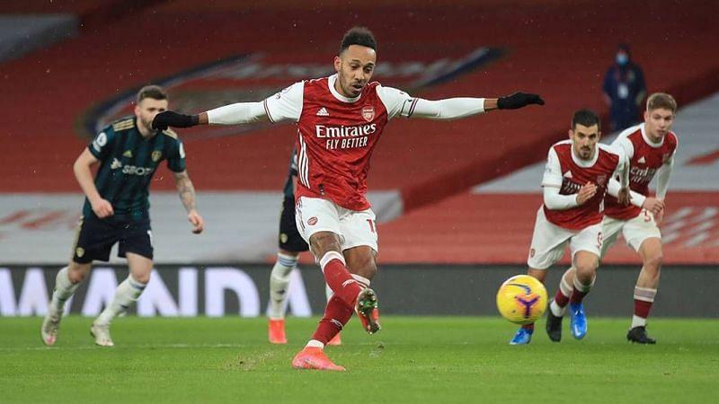 Arsenal need to beat Slavia Prague to reach the Europa League semi-final.