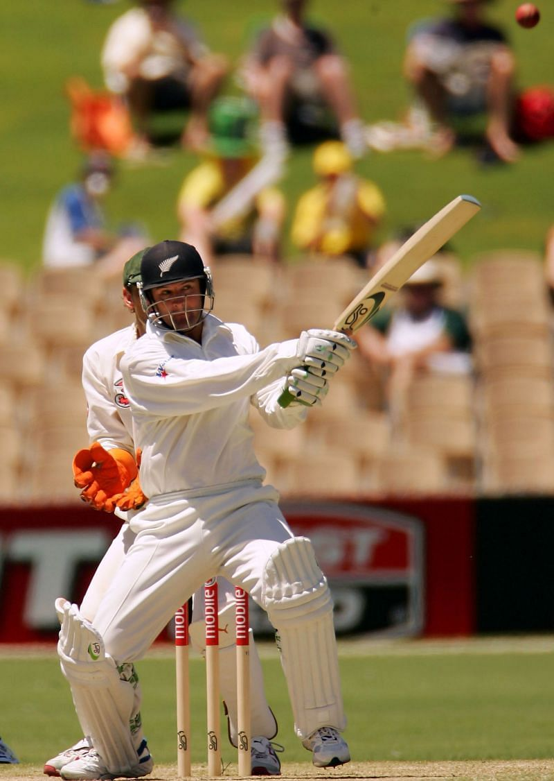Nathan Astle holds the record for the fastest Double Hundred