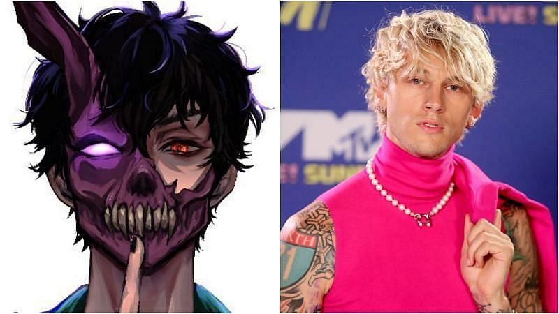 Corpse Husband x MGK has taken over the internet