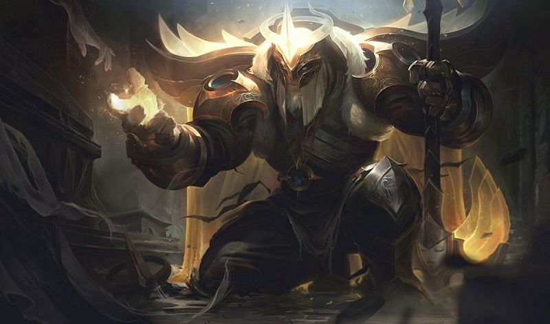 Yorick buffs coming in patch 11.7 (Image via Riot Games)