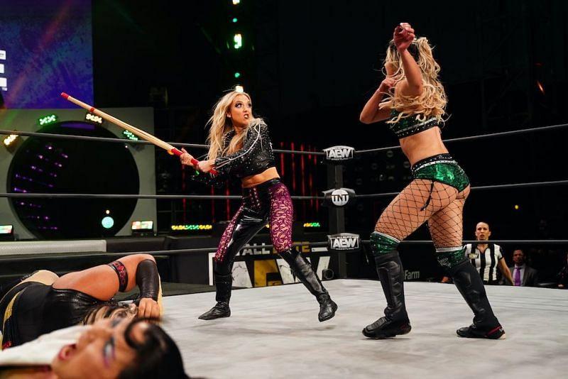 Photo courtesy All Elite Wrestling