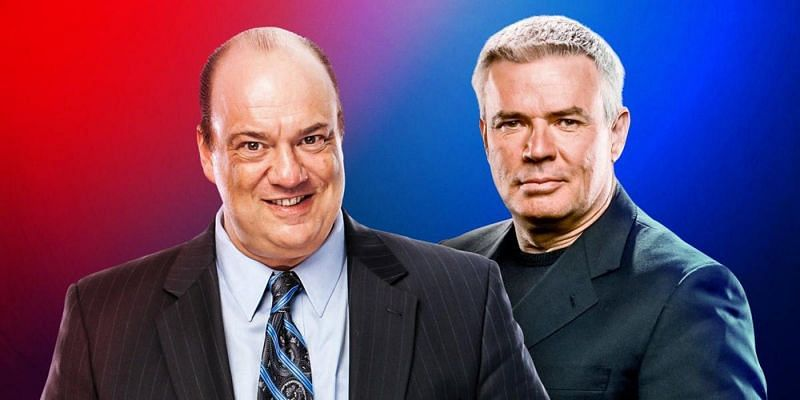 Paul Heyman and Eric Bischoff worked for WWE after Vince McMahon purchased ECW and WCW