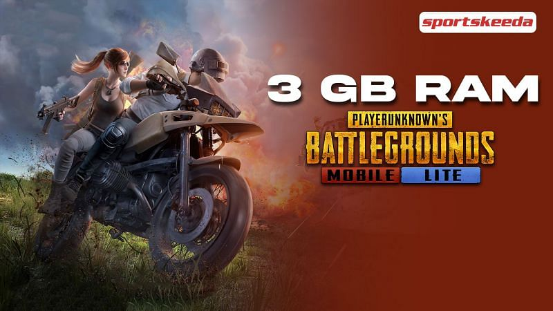 Android games like PUBG Mobile Lite for 3 GB RAM devices