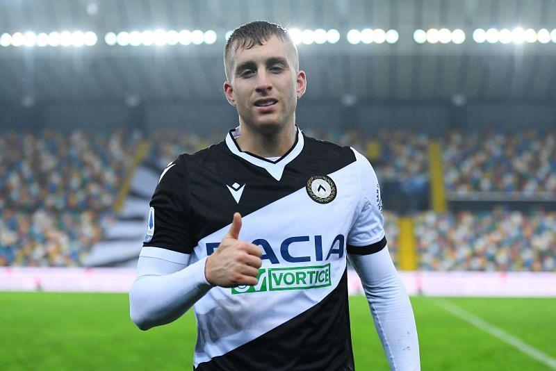 Udinese have a depleted squad