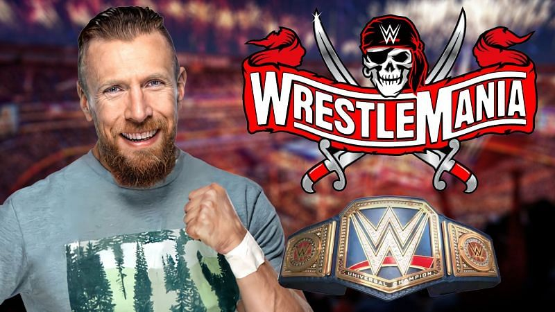 Daniel Bryan will face Roman Reigns and Edge in a triple threat match for the Universal Championship at WrestleMania 37