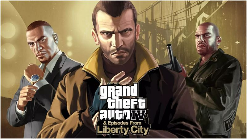 Liberty City had a lot of stories to tell (Image via Rockstar Games)