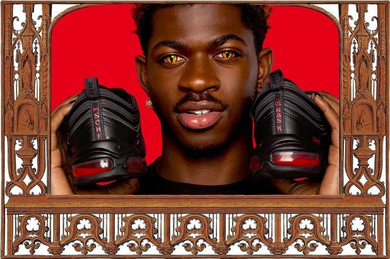 Lil Nas X's Nike Air Max '97
