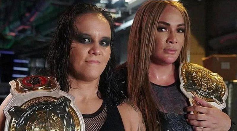 WWE Women's Tag Team Champions